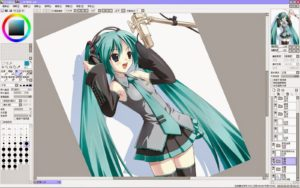 paint tool sai win 10 рис.2